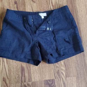 Banana Republic size 2 navy blue shorts